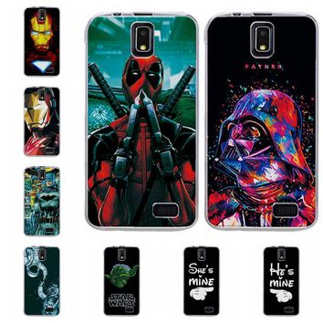 Deadpool Dead pool Taco New Charming  Cases Coque For Lenovo A328 Soft Silicone iron Man Phone Case For Lenovo A328 A 328 A328T Back Cover Capa AT_70_6