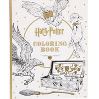 Harry Potter Coloring Book #1