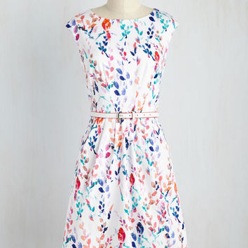 Deep in the Heart of Excellence Dress | Mod Retro Vintage Dresses | ModCloth.com