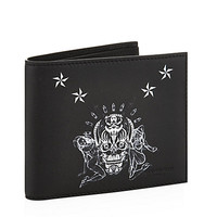 Givenchy Tattoo Print Wallet