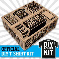 Print Liberation Store — OFFICIAL PRINT LIBERATION DIY SCREEN PRINTING KIT (FREE SIGNED BOOK INC.)