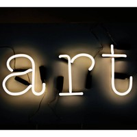 Seletti Neon Lighting Signs Shapes at StylishLife.co.uk