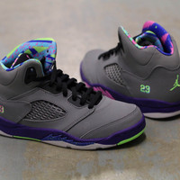 "NIKE AIR JORDAN RETRO 5 ""BEL-AIR"" PS"