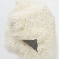 Anthropologie - Luxe Wooly Throw