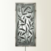 Bamboo Grove I Wall Sconce Light (8817) - Illuminada