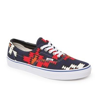 Vans Era Van Doren Peacoat Shoes - Mens Shoes - Black