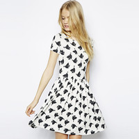 Lovely Loving Doves Dress