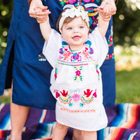 Toddler Mexicali Dress