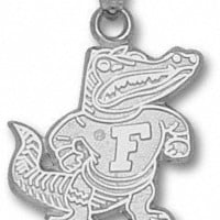 "Florida Gators ""Classic Albert"" Pendant - Sterling Silver Jewelry"