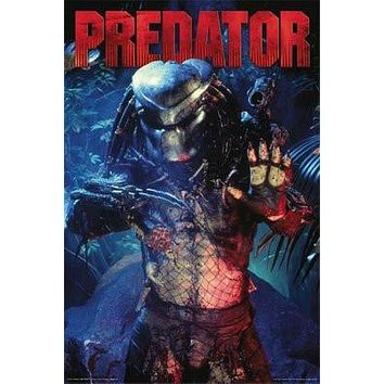 PREDATOR POSTER Scary Shot RARE HOT 24X36
