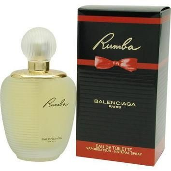 Rumba Edt Spray 3.4 Oz By Balenciaga