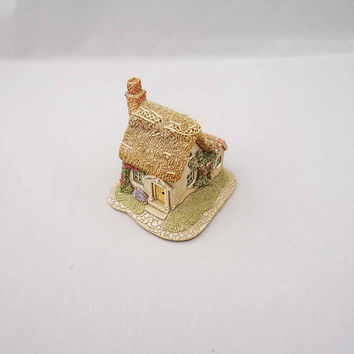 "Vintage Lilliput Lane ""The Spinney"" cottage, Collectable Lilliput Lane Miniature"