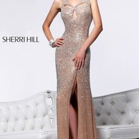 Sherri Hill 1589 Dress - NewYorkDress.com