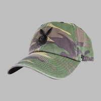 '47 Rabbit Head Adjustable Hat