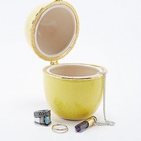 Plum & Bow Lemon Jewellery Box - Urban Outfitters