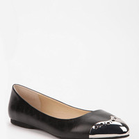 Urban Outfitters - Deena & Ozzy Amadeus Metal Tip Skimmer