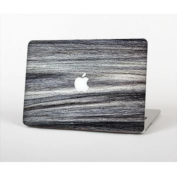 The Strands of Dark Colored Hair Skin Set for the Apple MacBook Air 13""
