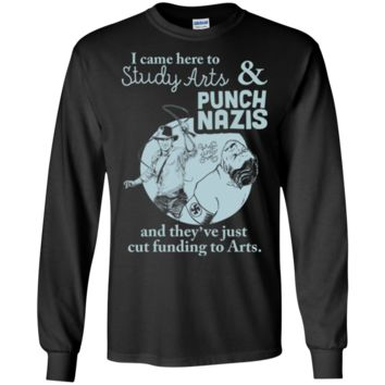 Cover your body with amazing Nazis I Punch Nazis They Cut Funding To Arts