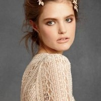 Mystic Vine Hairpin in  the SHOP Hair Adornments at BHLDN