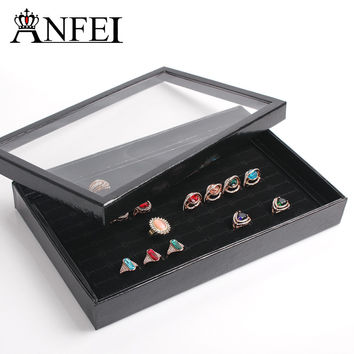 Ring Box Jewellery Box Jewelry Boxes And Packaging Storage Ring Holder And Boxes Organizer Sell Like Hot Cakes