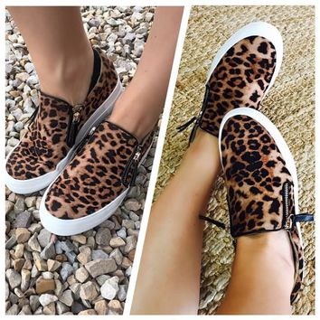 NOT RATED CHEETAH SNEAKERS