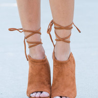 High Standards Wedges, Rust