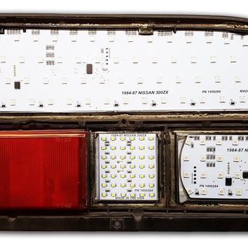 1983-1987 Nissan 300ZX Sequential LED Tail Light with Reverse