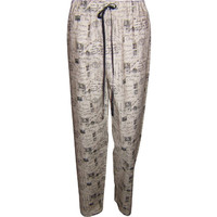 Weekend In Paris Pajama Bottom