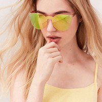 Aria Rimless Cat-Eye Sunglasses - Urban Outfitters