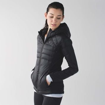 Down For A Run Jacket