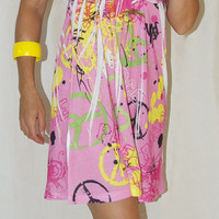 Ingear XL Pink Peace Dress
