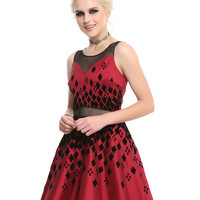 DC Comics Harley Quinn Formal Dress