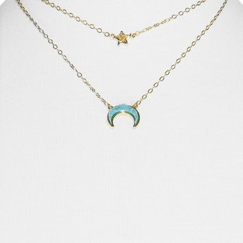 BaubleBar Skye Layered Necklace | Nordstrom