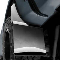 Husky Liners® - Kickback™ Mud Flaps with Top and Weight