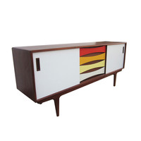 Part of the Rainbow Sideboard