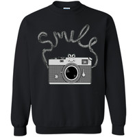 CAMERA Smile Funny T-Shirt