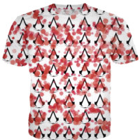 Assassin's Creed Blood T-shirt
