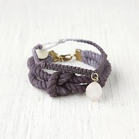 Free People Knotted Rope Bracelet