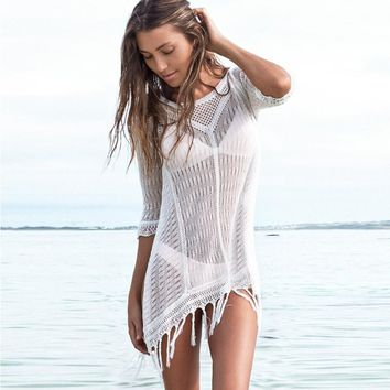New Knitted Cover-up