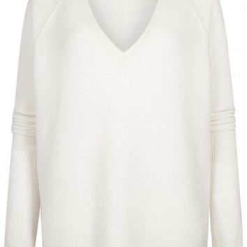 J Brand Bache wool and cashmere jumper