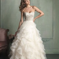 Allure Bridal Gown 9110