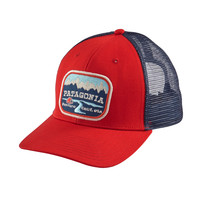 PATAGONIA POINTED WEST TRUCKER HAT