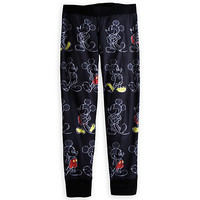 Mickey Mouse Leggings for Women