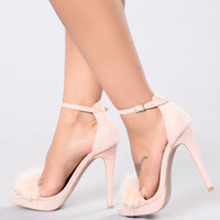 My Own Rules Heel - Nude