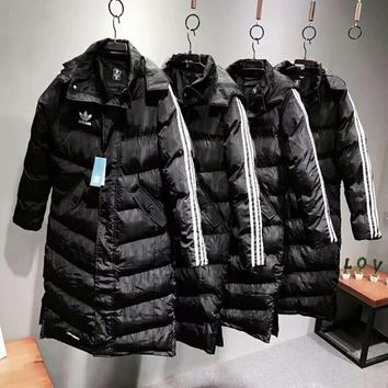 Adidas Women Down Jacket Black