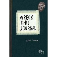 Walmart: Wreck This Journal