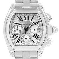 Cartier Roadster Automatic-self-Wind Male Watch W62019X6 (Certified Pre-Owned)