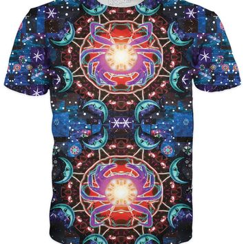 Crab Nebula Supernova T-Shirt