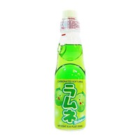 Ramune Melon Soda, 6.6 fl oz (200 ml)