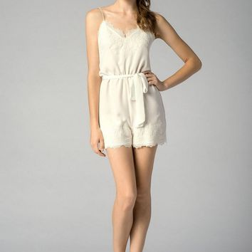 Encore by Watters Quince 7506E Reception Romper
